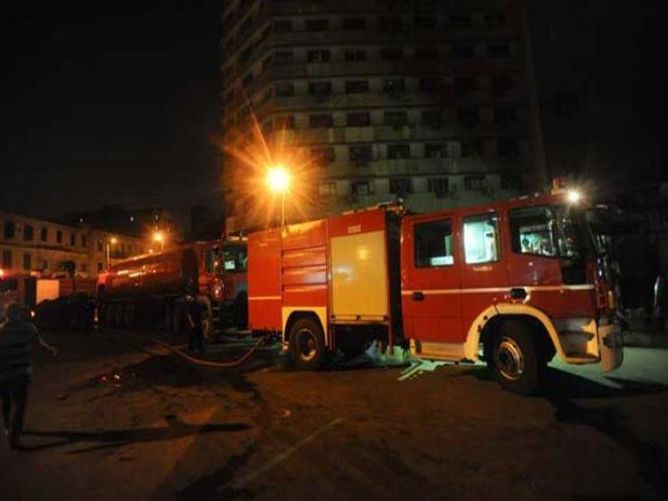 السيطرة على حريق بمصنع للأثاث في دمياط
