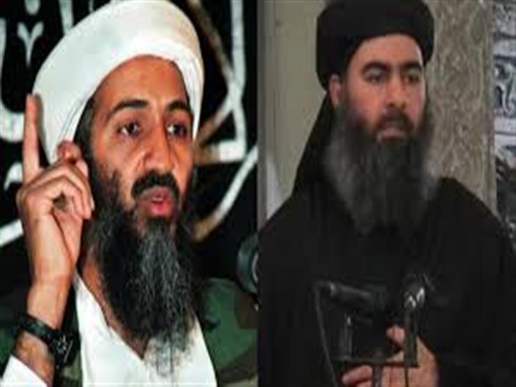 من البداية إلى النهاية.. أوجه التشابه والاختلاف بين البغدادي وأسامة بن لادن