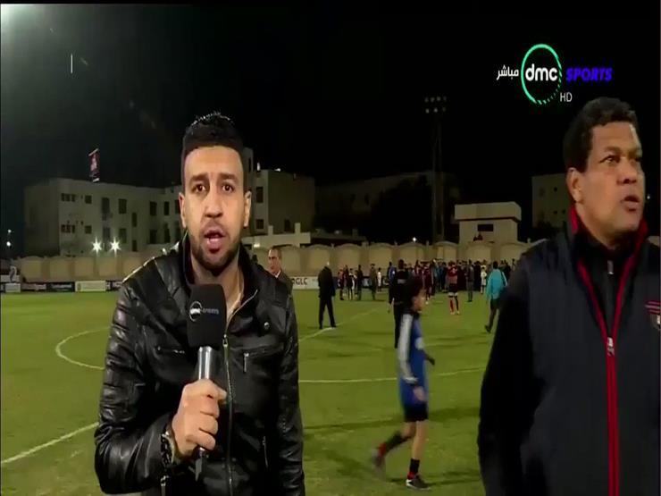 بطل الفيديو الشهير يكشف لمصراوي كواليس انفعال علاء عبد العال