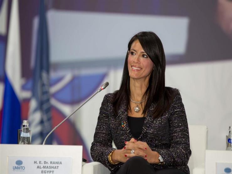 وزيرة السياحة ترحب بعودة الرحلات السويدية إلى شرم الشيخ