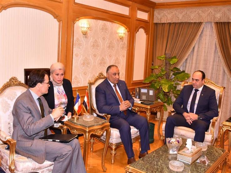 """رئيس """"الرقابة الإدارية"""": توافق الرؤى في مكافحة الفساد لمصر وفرنسا"""