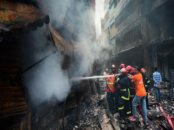 مقتل وإصابة 22 شخصًا على الأقل إثر وقوع انفجار في عاصمة بنجلاديش