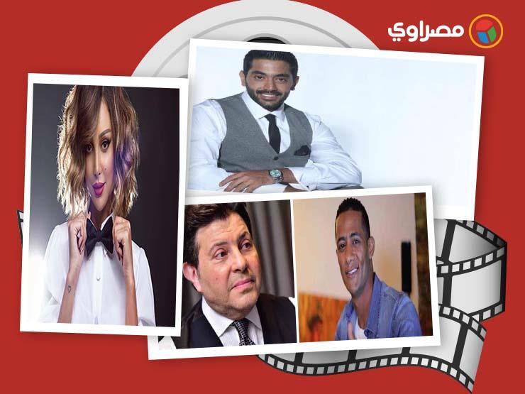 النشرة الفنية| مصير مسلسل مصطفى محمود ورقص زوجة تامر حسني وهاني شاكر يهاجم رمضان