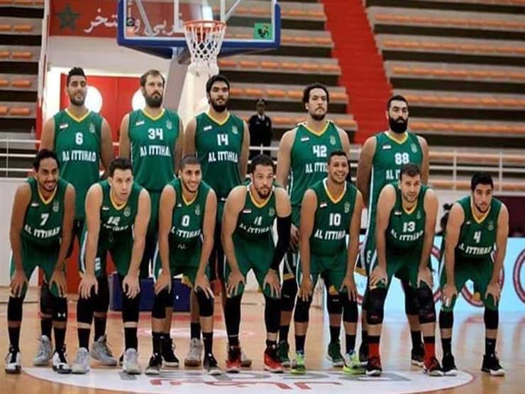 الاتحاد السكندري يتوج بالبطولة العربية الأندية لكرة السلة للمرة السابعة