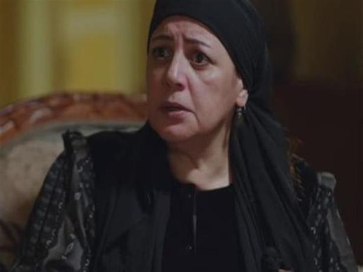 """حنان سليمان والدة مراد مكرم و""""حماة"""" محمد علي رزق في """"شبر مية"""""""