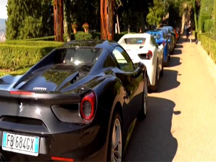سباق للسيارات الفارهة في إيطاليا لحماية البيئة