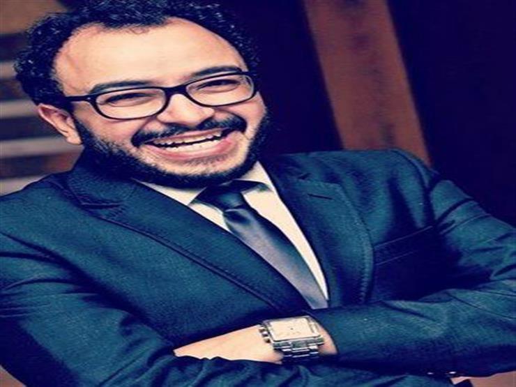 """حسام داغر لـ""""مصراوي"""": تربطني علاقة حب بأيتن عامر في """"ملاك"""""""