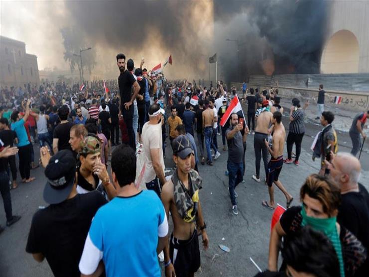 مظاهرات العراق: رفع حظر التجوال في بغداد