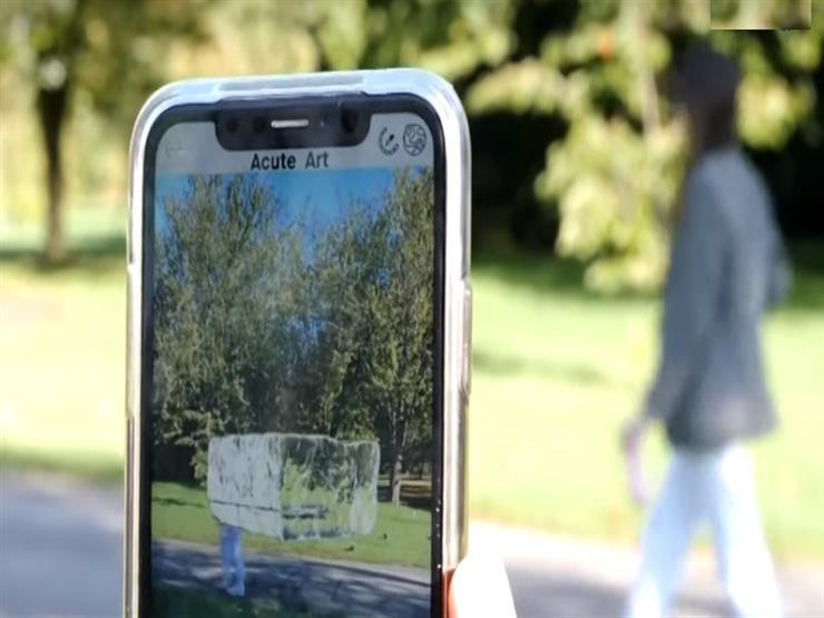 معرض حديقة ريجنتس.. أول عمل فني للواقع المعزز من خلال الهواتف في لندن