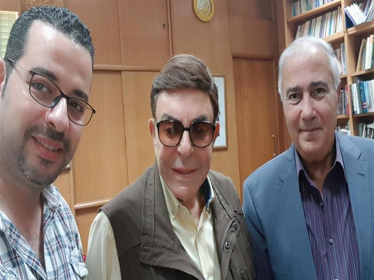 """غدًا.. سمير صبري يستضيف فاروق جويدة احتفالًا بنصر أكتوبر على """"الأغاني"""""""