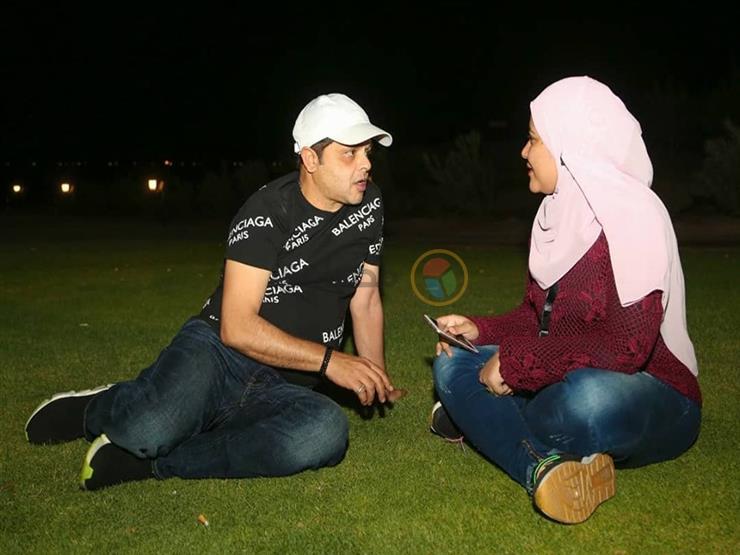 حوار| محمد هنيدي: الجمهور لا يكتفي بالضحك وهذا الفنان عشقي الأول والأخير