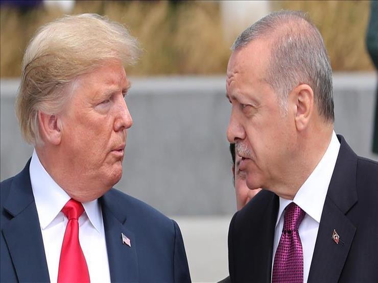 ترامب : نعمل مع زعماء الكونجرس لفرض عقوبات قاسية ضد تركيا
