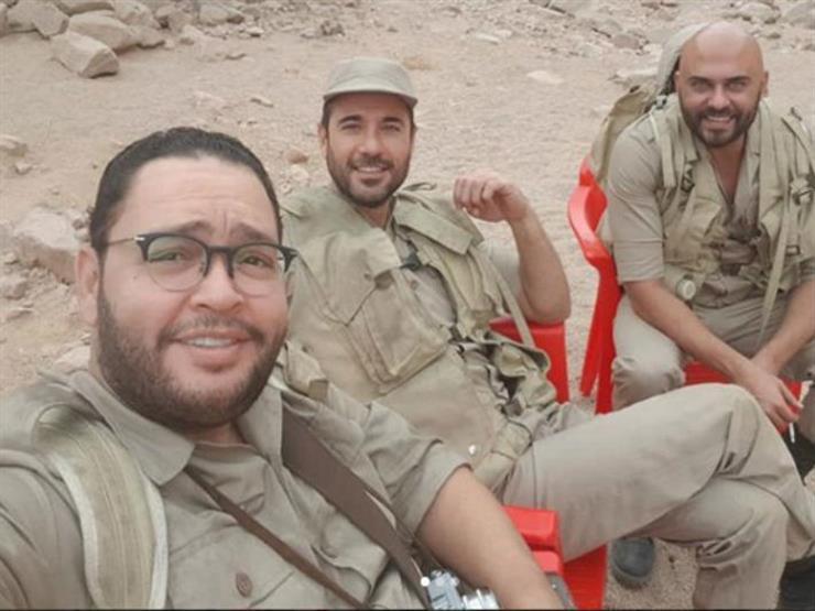 """أحمد رزق: عرض """"الممر"""" على التلفزيون وحد الشعب العاشق لبطولات جيشه"""