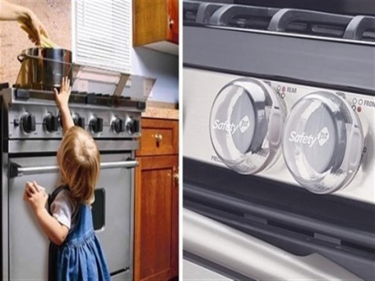 كيف تجعلين مطبخك آمنا لطفلك؟