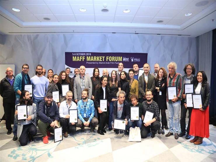 شركاء مركز السينما العربية يقدمون 3 جوائز لمشاريع سينمائية في مهرجان مالمو