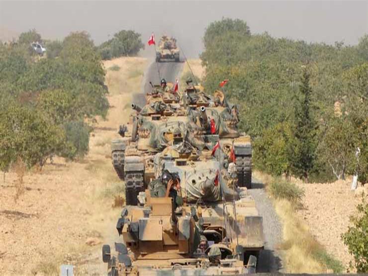 تركيا تعلن انطلاق الهجوم البري في شمال سوريا