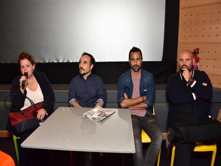 بدء عرض فيلم افتتاح الإسكندرية السينمائي الإسباني