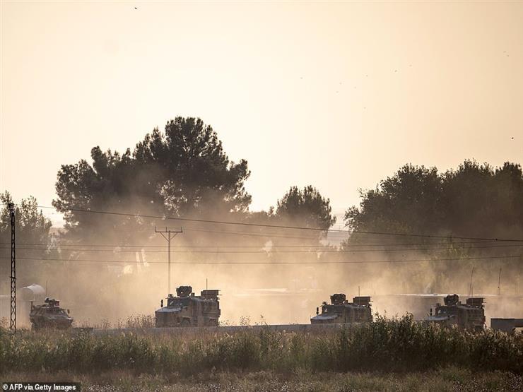 مسؤول: قوات سوريا الديمقراطية تصد العدوان التركي