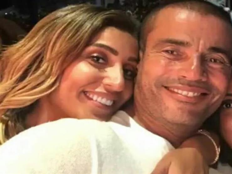 """""""مبروك ياحبيبي"""".. دينا الشربيني تهنئ عمرو دياب بألبوم """"سهران"""""""