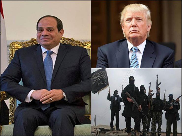 حدث ليلاً| رسائل السيسي للمصريين.. وداعش يهدد أمريكا