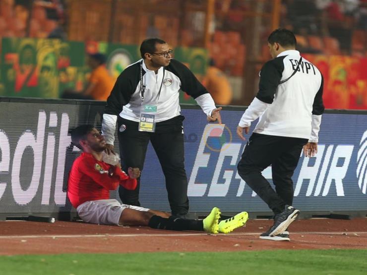 مدرب المنتخب الأولمبي يكشف حجم  إصابة ناصر ماهر.. ومدة غيابه عن الملاعب