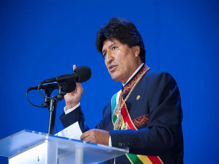 تحقيق جديد ضد رئيس بوليفيا السابق موراليس بشأن علاقة مع فتاة قاصر