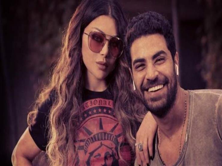 """مطار القاهرة يستقبل أبطال فيلم""""عقد الخواجة"""""""