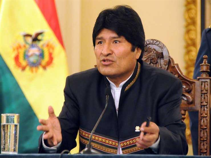 رئيس بوليفيا السابق يغادر المكسيك متوجها إلى كوبا