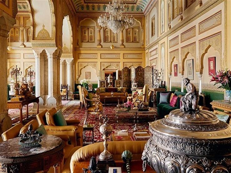 الليلة بـ16 ألف جنيه.. قصر هندي أقامت به الأميرة ديانا يفتح أبوابه للزوار