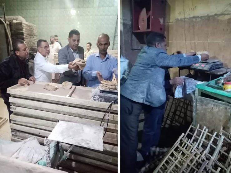 تحرير 26 مخالفة تموينية للمخابز البلدية في المنيا