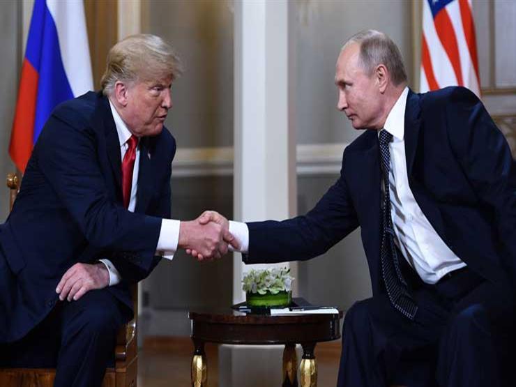 بوتين يبعث برقية إلى ترامب يتمنى له فيها الشفاء العاجل من كورونا