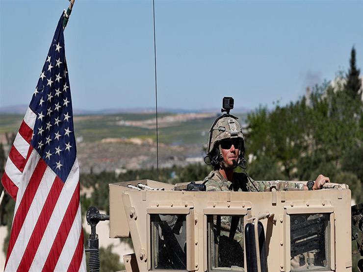 المرصد: القوات الأمريكية استقدمت رتلا عسكريا جديدا إلى سوريا   مصراوى