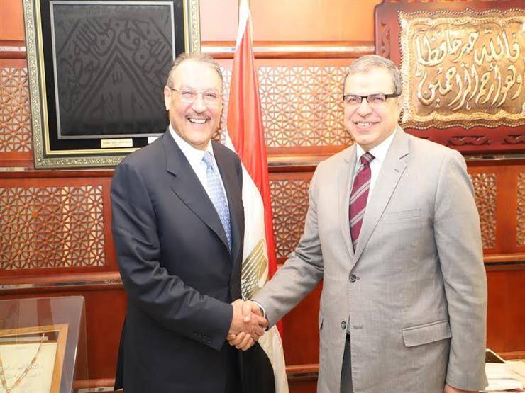 وزير القوى العاملة يبحث مع السفير السعودي تسهيل عمل شركات إلحاق العمالة المصرية