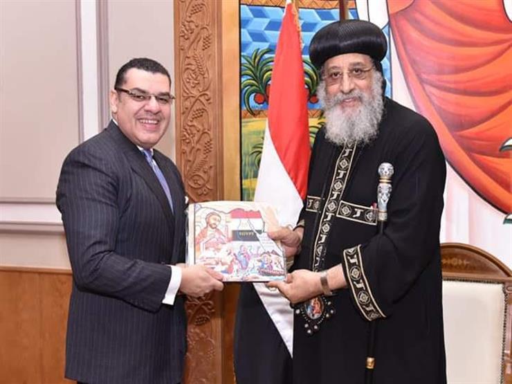 البابا تواضروس: نصلي من قلوبنا من أجل لبنان