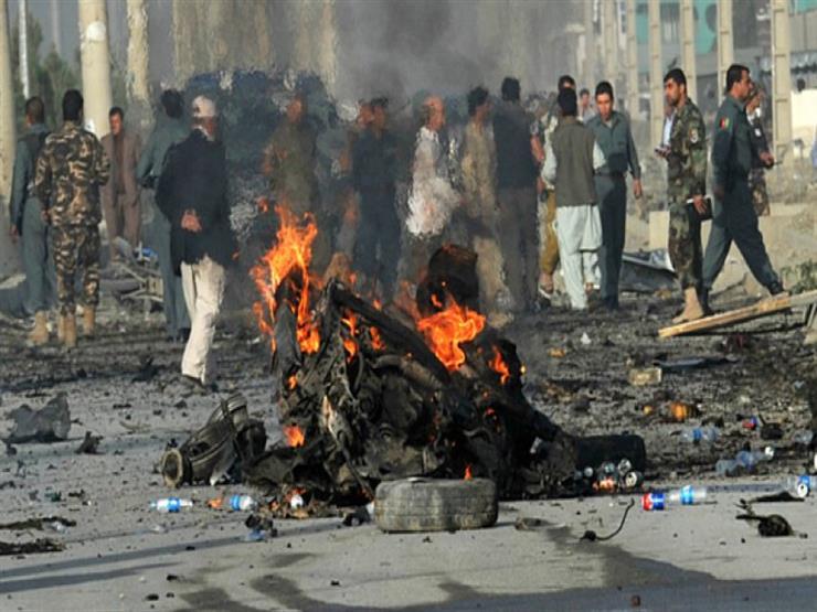 انفجار بالقرب من المطار ومقر وزارة الداخلية الأفغانية في كابول