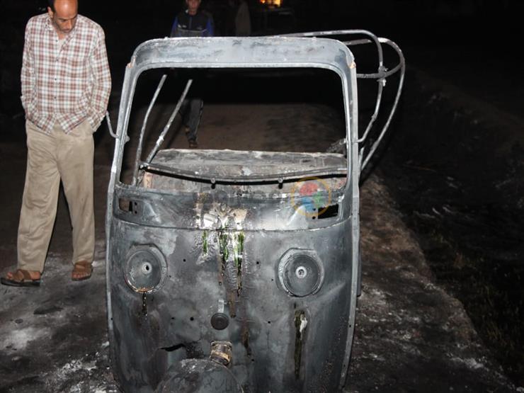 النيابة تعاين جثث ضحايا حريق إيتاي البارود وتستمع للمصابين