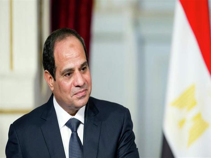 السيسي ينعي شقيق رئيس دولة الإمارات