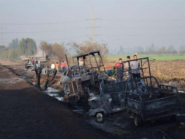 ماذا حدث في حريق إيتاي البارود؟.. النيابة العامة توضح