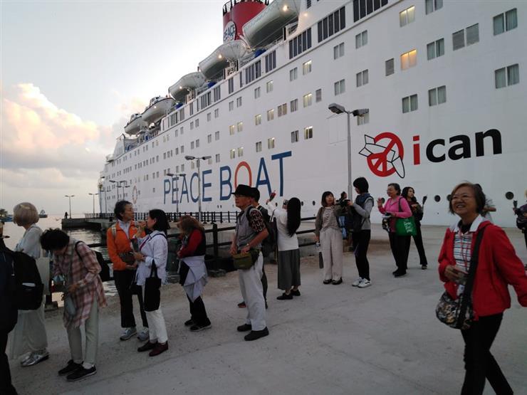 ميناء بورسعيد السياحي يستقبل 1125 سائحًا