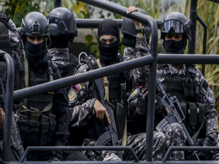 شرطة فنزويلا تداهم مقر حزب معارض قبل احتجاجات اليوم السبت