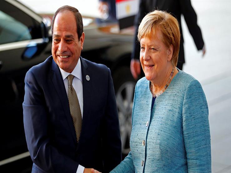 في صحف القاهرة: محادثات السيسي وميركل والغارات الإسرائيلية على غزة