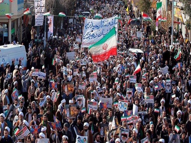 إيران: إجراءات صارمة ضد المتظاهرين الذين شاركوا في أعمال التخريب