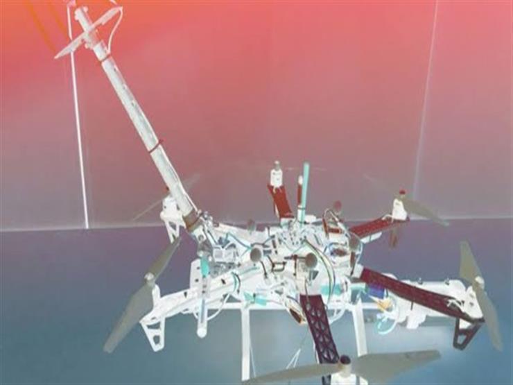 باحثون صينيون يصممون روبوتا طائرا لتنظيف ناطحات السحاب