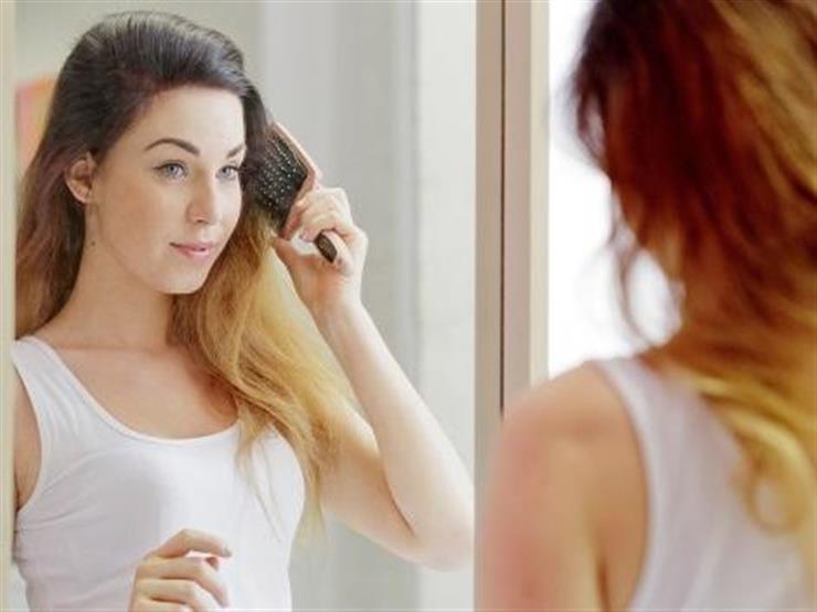 نتائجها فعالة.. 4 وصفات طبيعية لعلاج الشعر الجاف (انفوجرافيك)
