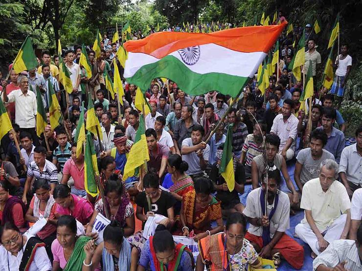 احتجاجات في الهند على زيادة الرسوم التعليمية