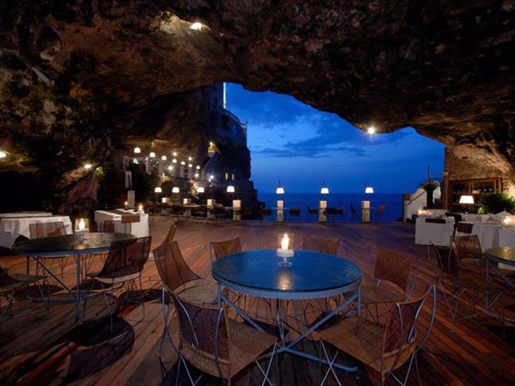 بين الكهوف وتحت الماء.. أغرب 5 مطاعم حول العالم - صور