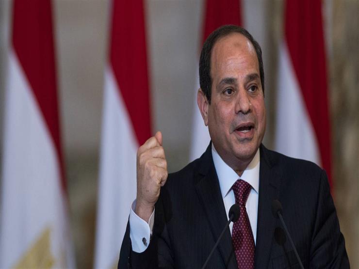 السيسي: الدولة أنفقت نصف تريليون جنيه لتحسين قطاع الكهرباء في مصر