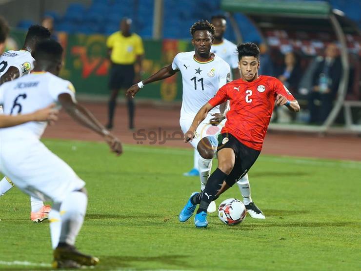 عمار حمدي يفوز بجائزة رجل مباراة مصر وجنوب أفريقيا التاريخية