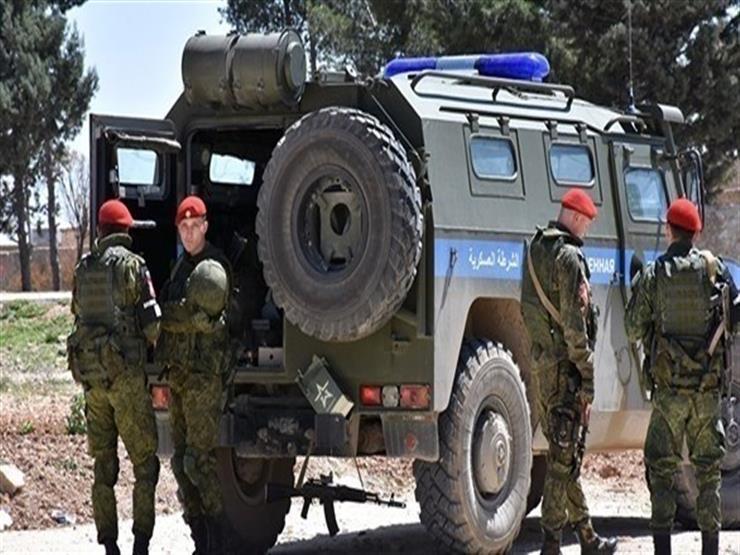 الشرطة العسكرية الروسية تسير دوريتين بمحافظتي حلب والرقة