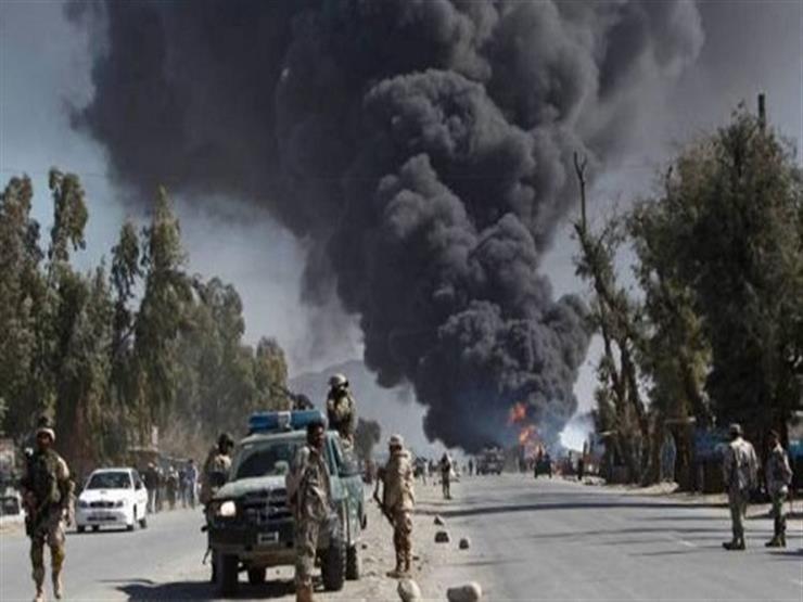 مقتل 8 من عائلة واحدة إثر انفجار قنبلة على الطريق في شمال أفغانستان